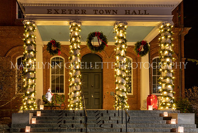 Exeter Town Hall Luminaries