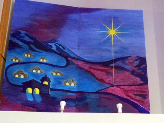 ". ""Peace on Earth the Lights of the City,\"" by Carmen Shaughnessy Johnson"