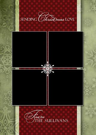 Dear Santa 5 x 7 One Sided