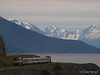 Alaska Railroad going to Seward