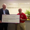 Sodexo donation to regional food bank over $13,000