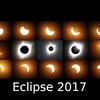 Composite image of Eclipse sequence for posters