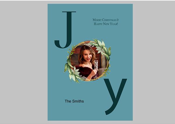 Joy Blue Front