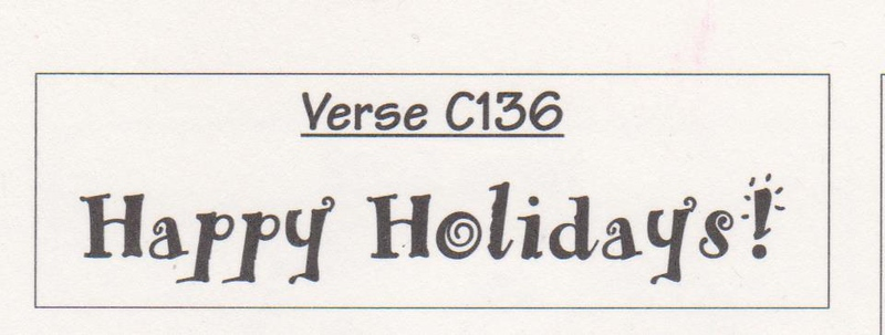 Verse C136