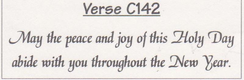 Verse C142