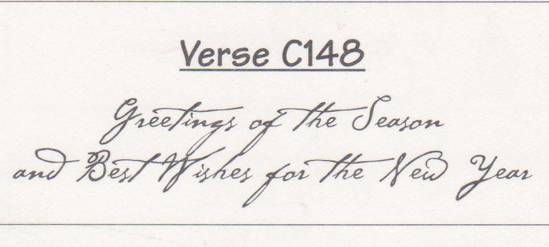 Verse C148
