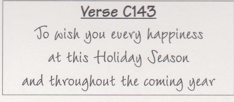 Verse C143