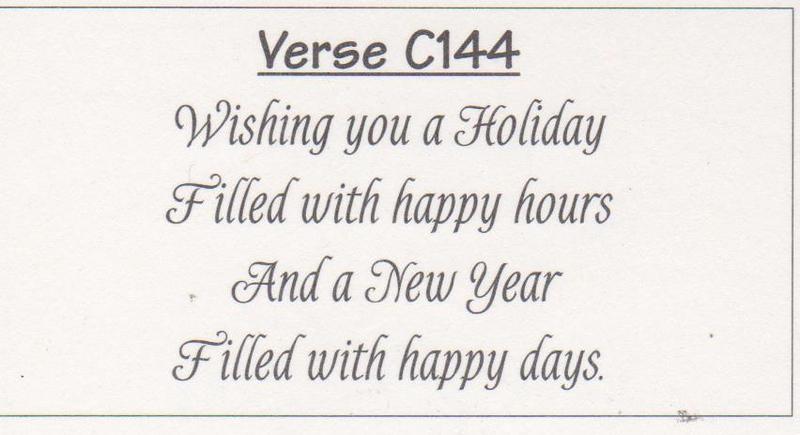 Verse C144