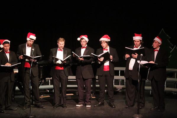 Holiday Choir Concert Nov. 23 2015
