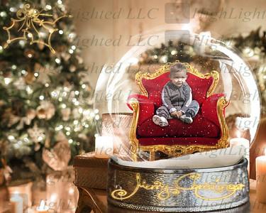JD globe christmas2