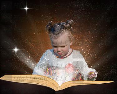 8x10  Magic Book2