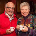 Tom Payette and Kathleen Reno.
