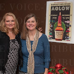 Kimberly Greenwell of KAG Consulting, and Bardstown Road Aglow Chair Mary Beth Rother.