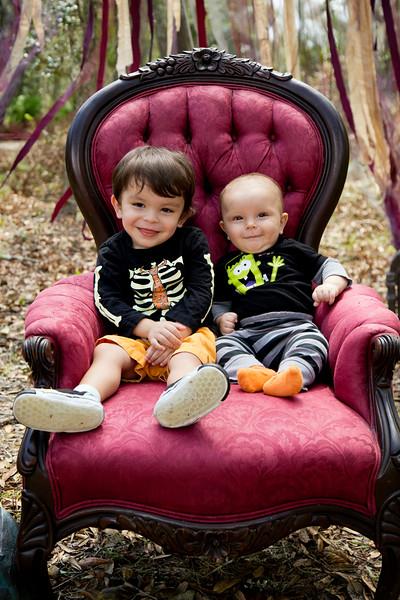 Halloween Minis 2017: Jasper and Milo!