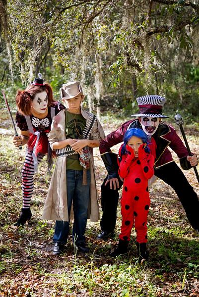 Halloween Minis 2017: The Davenports!