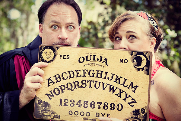 Halloween Minis 2018: Greg and Teresa!