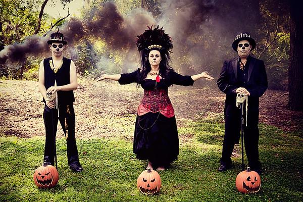 Halloween Minis 2018: Travis, Becc, and Seth!