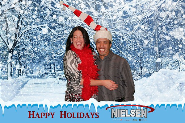 Nielsen Group Holiday Party 2017