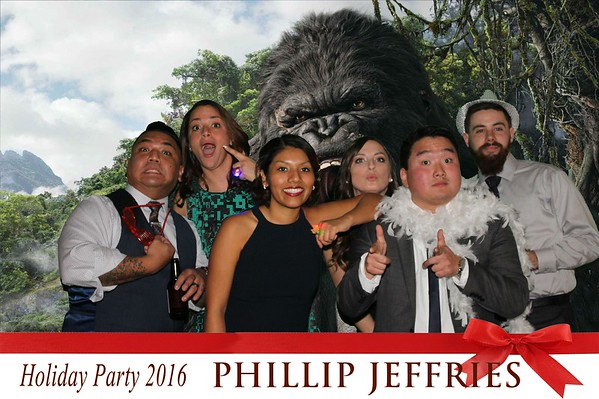 Philip Jeffries Holiday Party