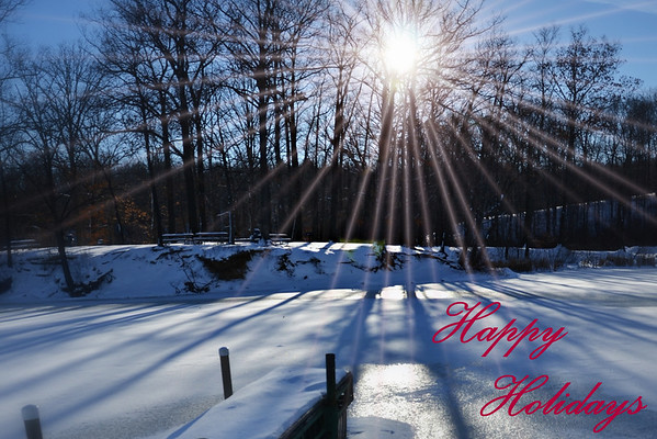 Holiday Greeting Card Photos