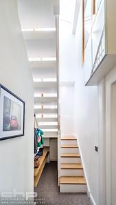 Dalmeny Street apartment, Edinburgh