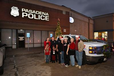 Pasadena Holiday Lighted Parade 2014