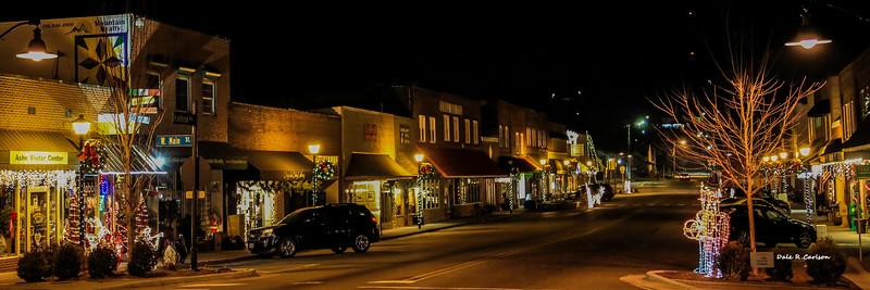 Jefferson Avenue Aglow