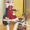 Esdeath and Tatsumi