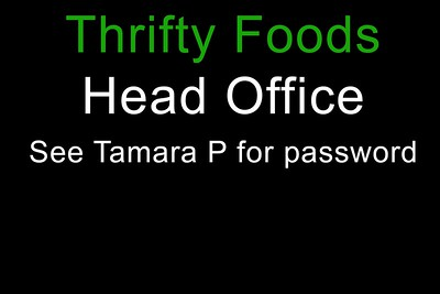 12-01-17 Thrifty Foods Head Office