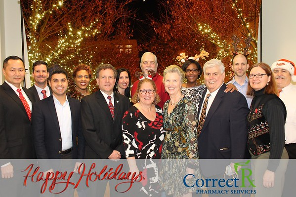 2017 Correct Rx Holiday Party
