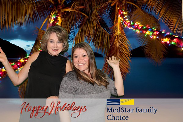 2017 MedStar Family Choice Holiday Party