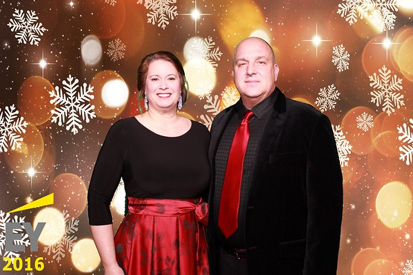 Ernst & Young Holiday Party