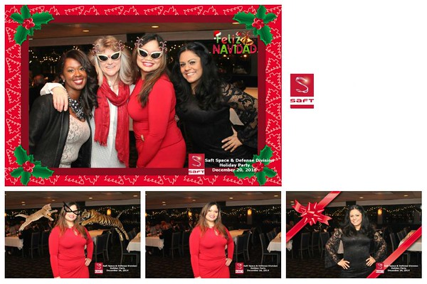 SAFT 2014 Holiday Party