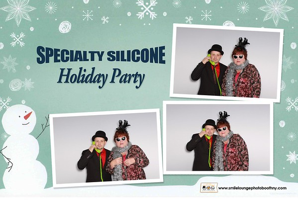 Speciality Silicone Holiday Party