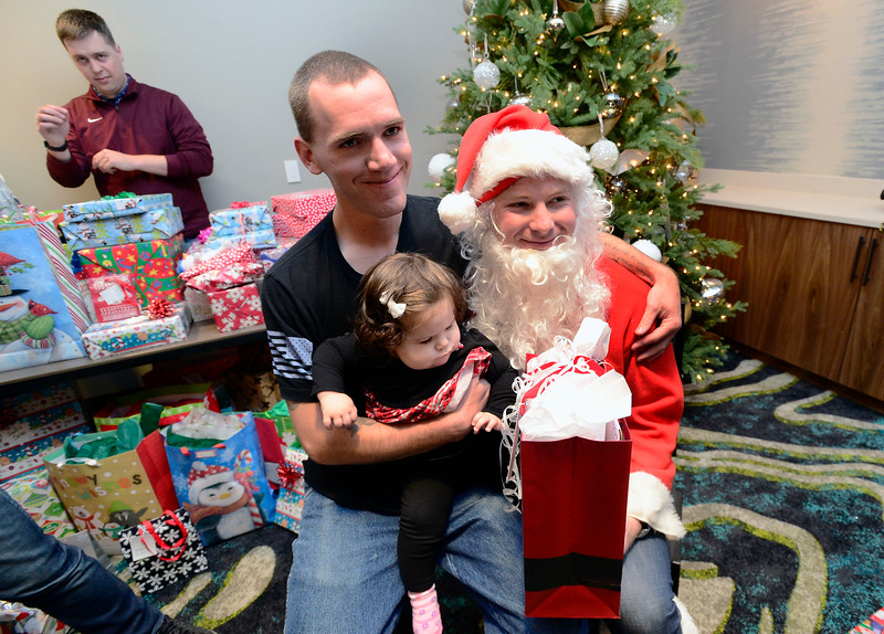 National Guard Holiday Party