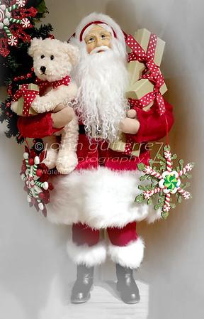 Santa at NM