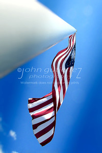 US Flag waving2