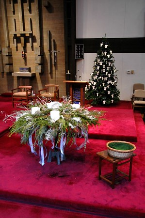 Advent Wreath 2004
