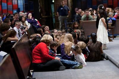 Christmas Eve Children's 2009
