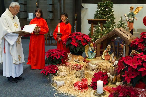 Christmas Day Mass 2013