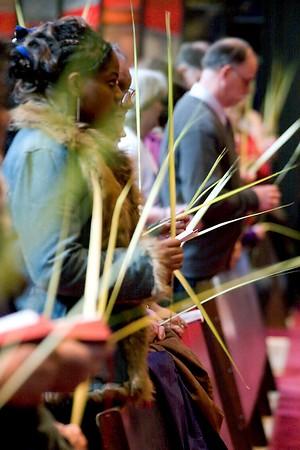 Palm Sunday 2005
