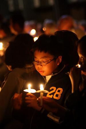 Easter Vigil 2007