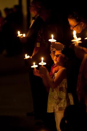 Easter Vigil 2013