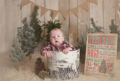 Kolton's 1st Christmas