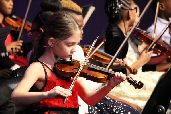 Holiday Strings Concert 2017