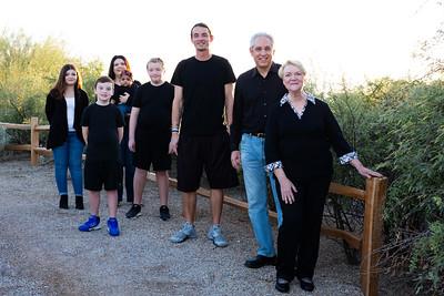Alvidrez family holiday photos 2019