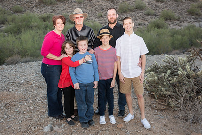 Sejkora family holiday photos. December 2016.