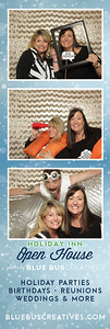 Had a blast at the Holiday Inn!  If you're looking for a photo booth for your next event, head to www.bluebuscreatives.com for more info!