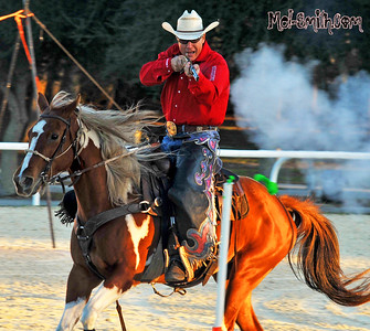 Holiday on Horses, Loyal Family Performance