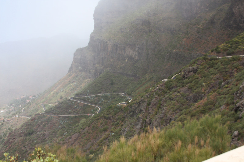 Masca Valley Road